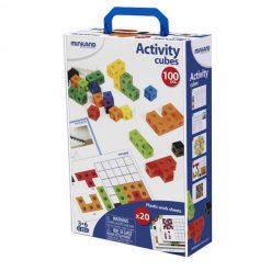 Set Cubos y Actividades de Cálculo - Estuche