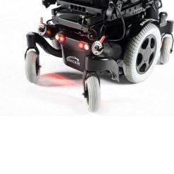 Silla eléctrica Quickie Salsa M2 - Luces