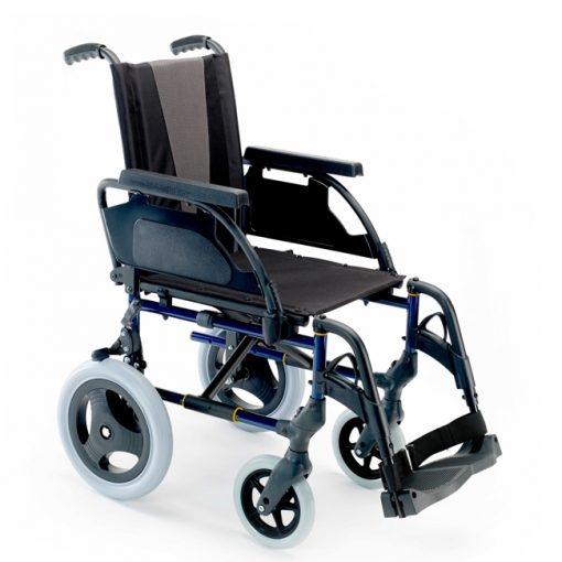 Silla de Ruedas Breezy Premium - Ruedas 300 y Tapicería traspirable