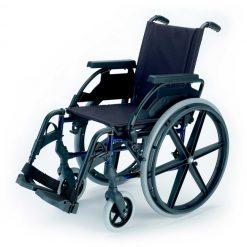 Silla de Ruedas Breezy Premium - Ruedas 600 y Respaldo estandar