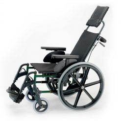Silla de Ruedas Breezy Premium - Respaldo reclinable