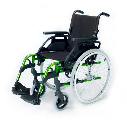Silla de Ruedas Breezy Style - Verde