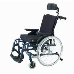 Silla de Ruedas Breezy Style X - Respaldo Reclinable