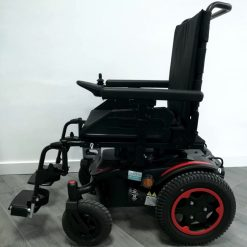 Silla de ruedas Eléctrica Q200R - Roja