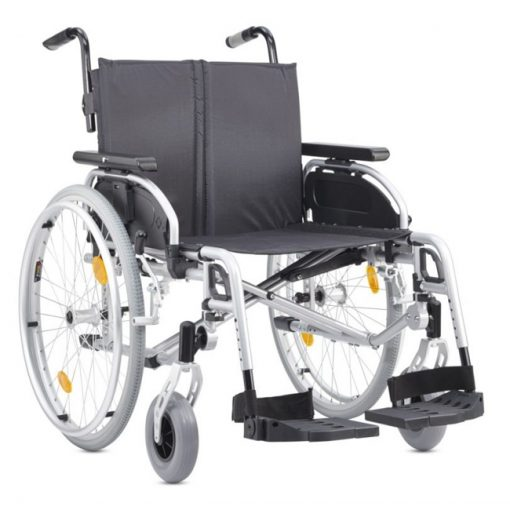Silla de Ruedas Pyro Light Optima XL - Bischoff Bischoff