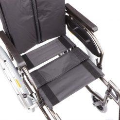 Silla de Ruedas Pyro Start Plus - Detalle asiento sin cojín