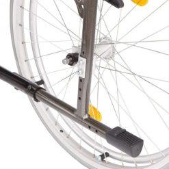 Silla de Ruedas Pyro Start Plus - Detalle eje rueda