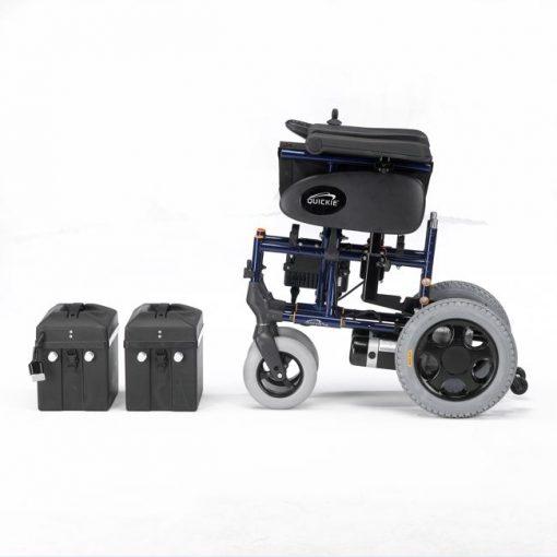 Silla de ruedas Eléctrica F35-R2 - Plegable