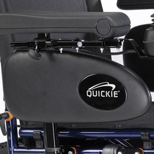 Silla de ruedas Eléctrica F35-R2 - Reposabrazos