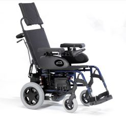 Silla de ruedas Eléctrica F35-R2 - Respaldo Reclinable