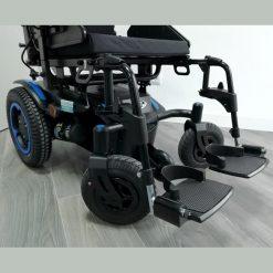 Silla de ruedas Eléctrica Q200R - Azul