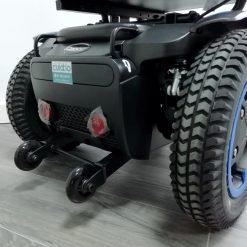 Silla de ruedas Eléctrica Q200R - Ruedas traseras