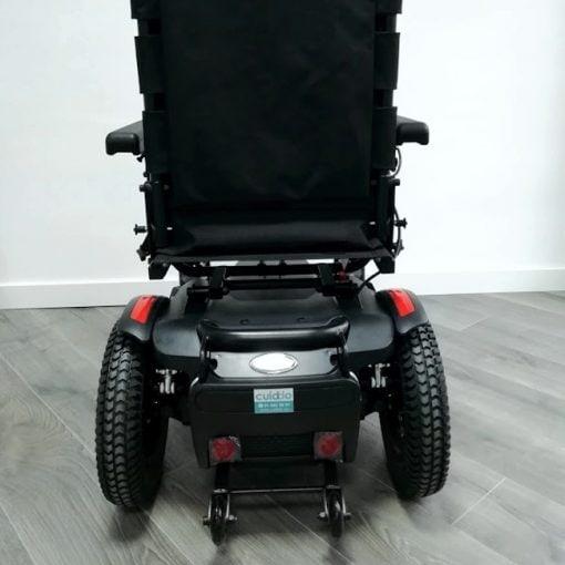 Silla de ruedas Eléctrica Q200R - Roja trasera