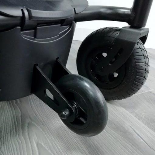 Silla de ruedas Eléctrica Q200R - Subebordillos