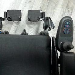 Silla de ruedas Eléctrica Q200R - Mando VR2