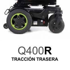 Silla Eléctrica Q400R