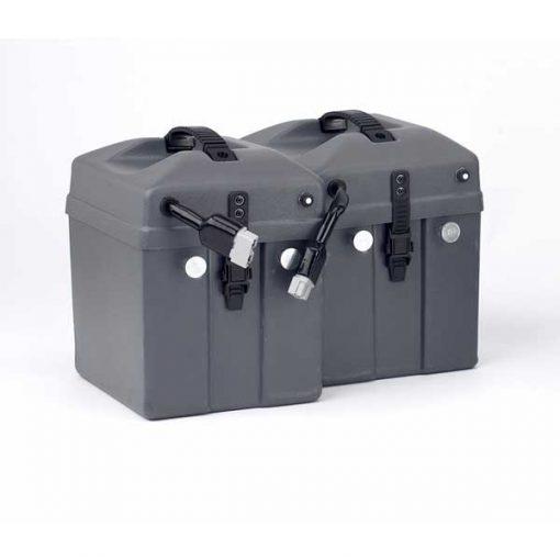 Silla Eléctrica Rumba - Cajas de Baterias