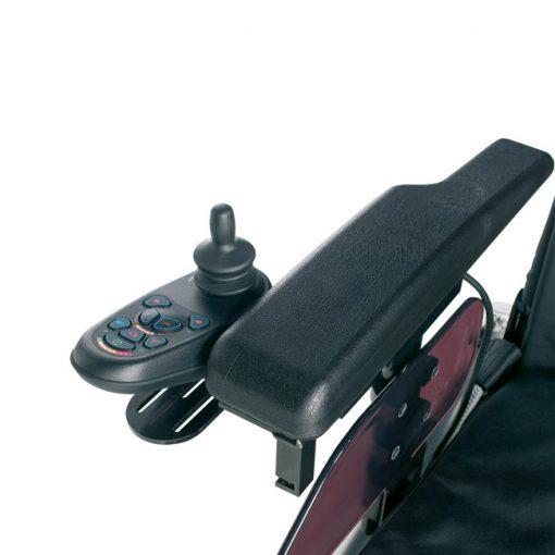 Silla de ruedas eléctrica Triplex - Mando