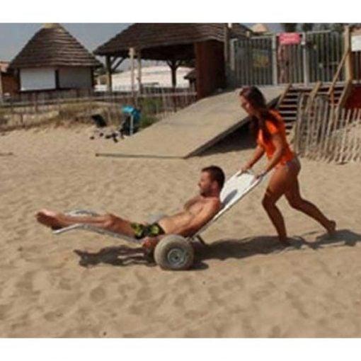 Silla de playa Tumboroller