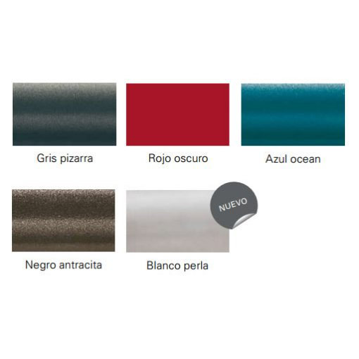 Silla de Ruedas Action 3 NG - Colores