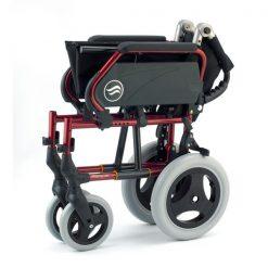 Silla de ruedas Breezy 250P - Respaldo plegable