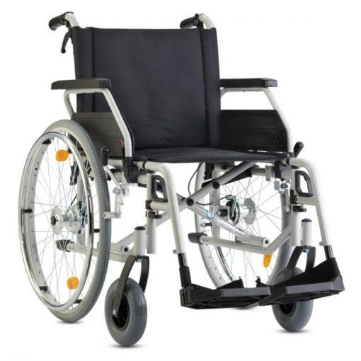 Silla de ruedas de Acero S-Eco 300 - Con frenos de Tambor (Opcional)