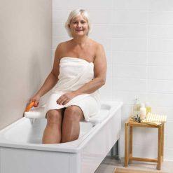 tabla bañera grande fresh - baño