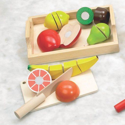 Tabla de Frutas para Cortar