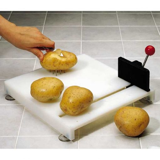 Tabla preparar alimentos pelar