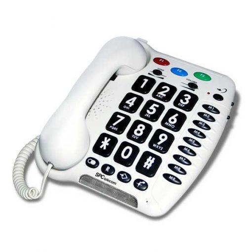 telefono amplificacion personas mayores