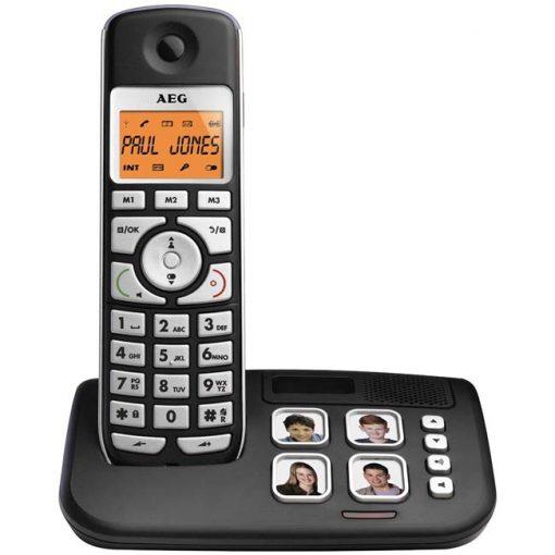Teléfono con fotos AEG Voxtel S120