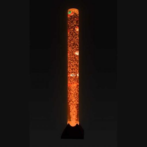 Tubo de Burbujas 120cm - Naranja